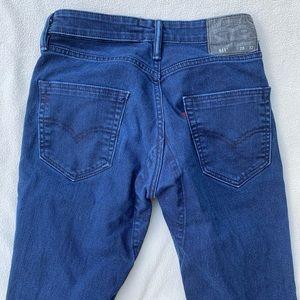 """Levis 511 Commuter slim fit jeans size 28""""…"""